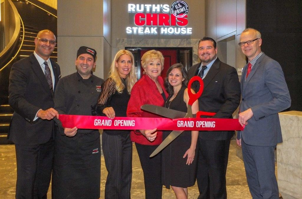Snapd – Ruth's Chris Steak House Grand Opening