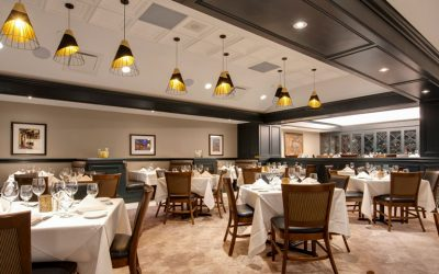 RUTH'S CHRIS REOPENS AT HILTON TORONTO