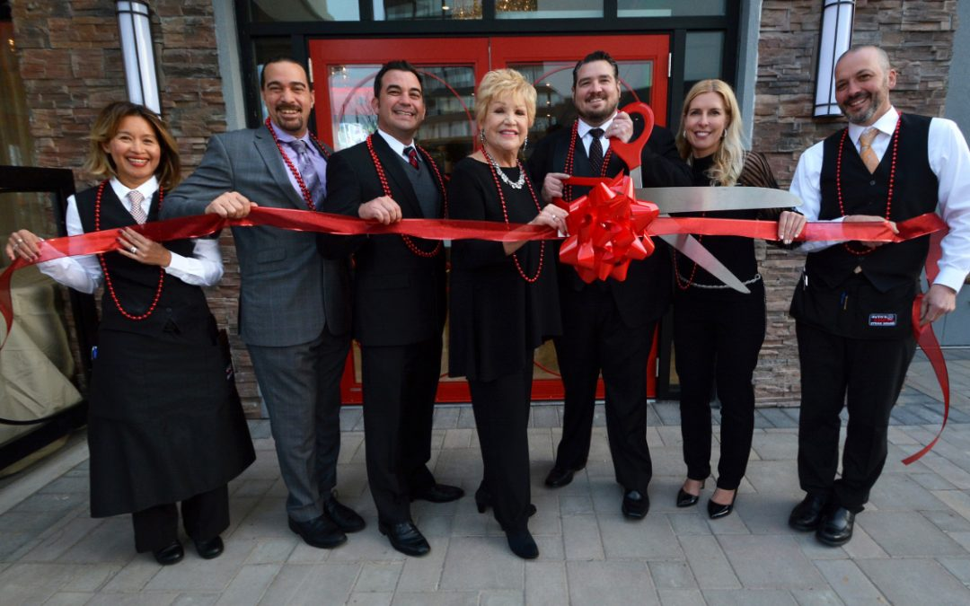 New Ruth's Chris Steak House starts sizzling at Toronto Airport